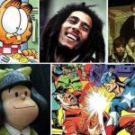 Especial ENEM – Figuras 'pop' que já caíram no Enem: de Bob Marley a Garfield