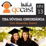 Episódio #13 – Tira- Dúvidas: Concordância
