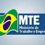 O Concurso do Ministério do Trabalho e Emprego