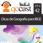 Episódio #42 – Dicas de Geografia para o IBGE