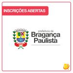 concurso Prefeitura de Bragança Paulista