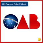 XXIII Exame de Ordem: abertas inscrições