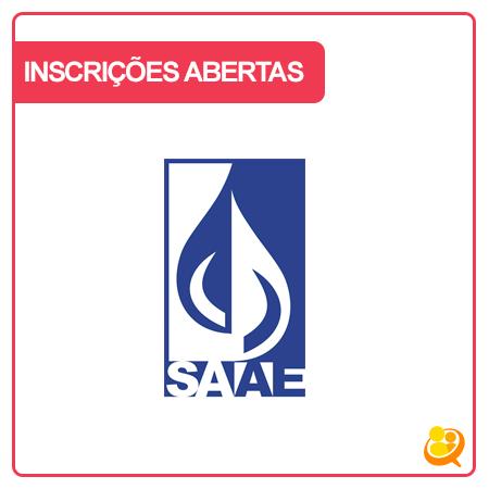 Concurso SAAE Carmo de Minas