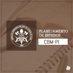 Concurso CBM PI: tabelas de estudos