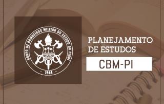 concurso cbm pi tabelas de estudos