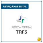 Imagem: Concurso TRF 5: mudanças no edital
