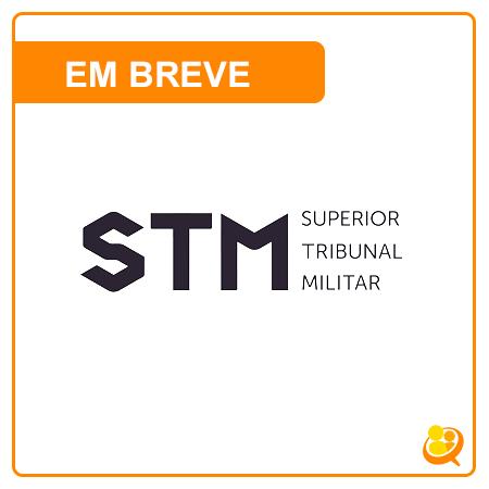 concurso STM 2018 autorizado definida banca
