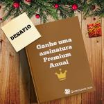 Desafio com receitas natalinas do Qconcursos