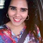 Andreza teve poucos meses para estudar, mas sua dedicação diária a levou a alcançar seu sonho.